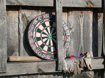 Darts. Royalty Free Stock Photography