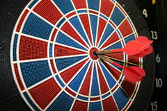 The darts Royalty Free Stock Photography
