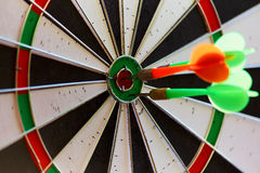 Darts arrows Royalty Free Stock Images