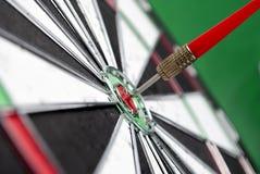 Darts arrows stock photo