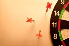 Darts arrows Stock Photos