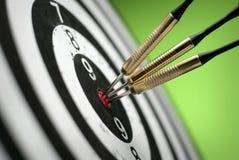 Darts arrows royalty free stock image