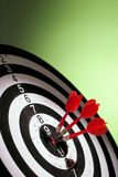 Darts arrows royalty free stock photos