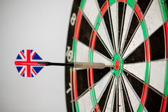 Darts arrows Royalty Free Stock Image