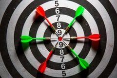 The darts Stock Image