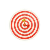 Darts board Royalty Free Stock Image