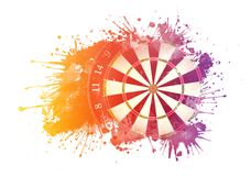 Free Darts Board Stock Photos - 21664163