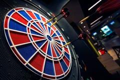 Free Darts Board Royalty Free Stock Photo - 52742785