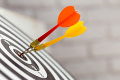 Free Darts Board Royalty Free Stock Photography - 67835987