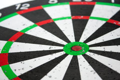 Darts board background Stock Photos