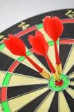 Darts board Royalty Free Stock Photos