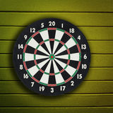 Darts board Royalty Free Stock Images
