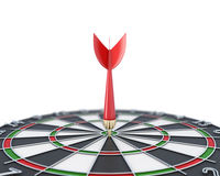 Darts close-up Royalty Free Stock Image