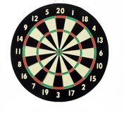 Darts with dart Royalty Free Stock Images