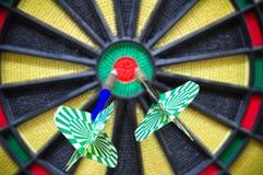 Darts game Stock Image