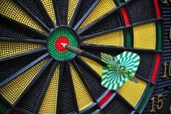 Darts game Stock Photos