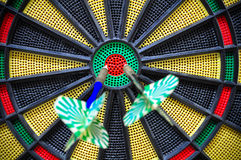 Darts game Royalty Free Stock Photo
