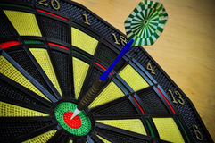 Darts game Royalty Free Stock Photography