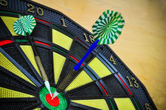 Darts game Stock Photo