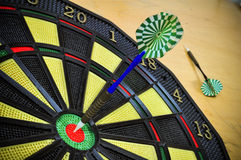 Darts game Stock Image