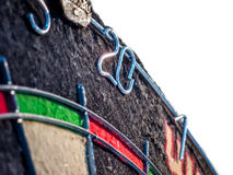 Darts game Royalty Free Stock Images