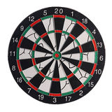 Darts isolated on white background Royalty Free Stock Photos