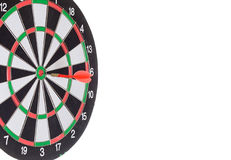 A darts. Darts isolated on white background Royalty Free Stock Image