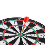 Darts isolated on white background Royalty Free Stock Images