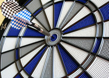 Darts in place !! Royalty Free Stock Image