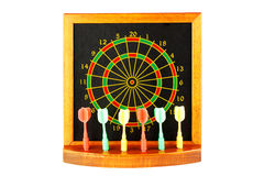 Darts Set Royalty Free Stock Photos