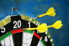 Darts set Royalty Free Stock Images