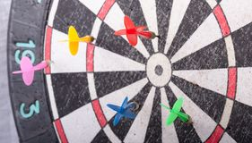 Darts sports Royalty Free Stock Photo