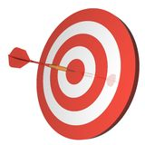Darts / Success Royalty Free Stock Photography
