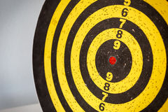 Darts target Royalty Free Stock Images