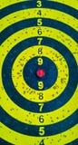 Darts target Stock Images