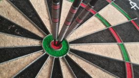 Darts 150 Royalty Free Stock Photography