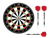 Darts vector Stock Photography