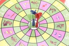 dartsboard Стоковые Изображения RF