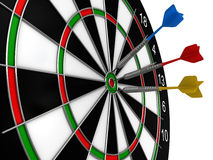 Dartsboard Stock Images