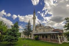 Darulhadis moské Edirne Royaltyfri Bild