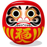 Daruma doll Royalty Free Stock Image