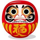 Daruma doll Royalty Free Stock Image