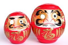 Daruma Doll Royalty Free Stock Photography