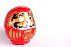 Daruma Doll Stock Image