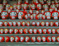 Daruma dolls Royalty Free Stock Photography