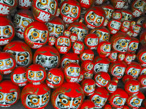 Daruma dolls Royalty Free Stock Photo