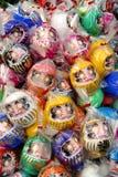 Daruma-Puppen Lizenzfreies Stockfoto
