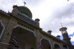 Darunaman Mosque. Stock Photo