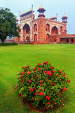 Darwaza-i-Rauza Great Gate in Chowk-i Jilo Khana courtyard, Ta Stock Image