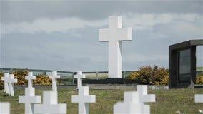 Darwin Argentine Military Cemetery, Falkland Islands Islas Malvinas filme